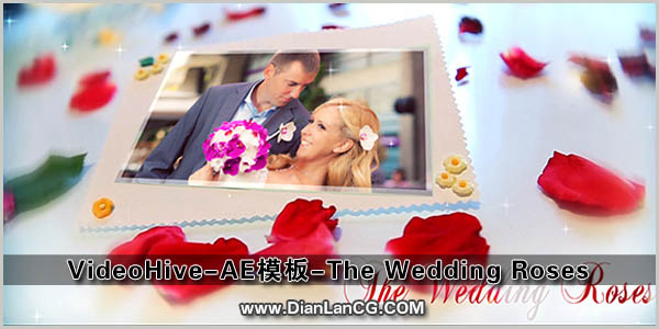 VideoHive-AE模板-The Wedding Roses.jpg