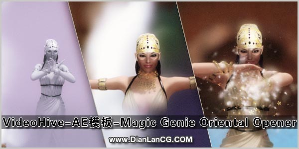 VideoHive-AE模板-Magic Genie Oriental Opener.jpg